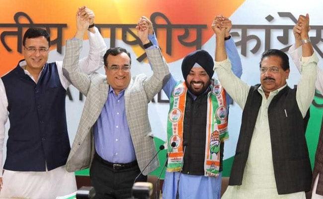 'Was Ideological Misfit In BJP': Arvinder Singh Lovely Returns To Congress