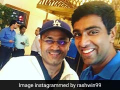 Virender Sehwag Discloses Why He Chose Ravichandran Ashwin As Kings XI Punjab Captain