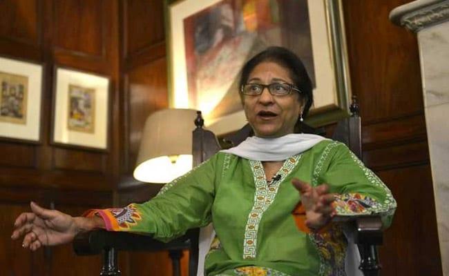Pakistani Activist Asma Jahangir Wins UN Human Rights Prize For 2018