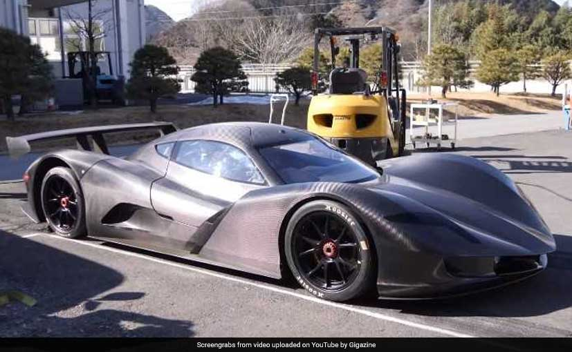 Aspark Owl Electric Hypercar Can Do 0-100kmph In 1.9 Seconds!