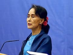 Myanmar Defends Suu Kyi's Silence Over Reuters Jailed Reporters