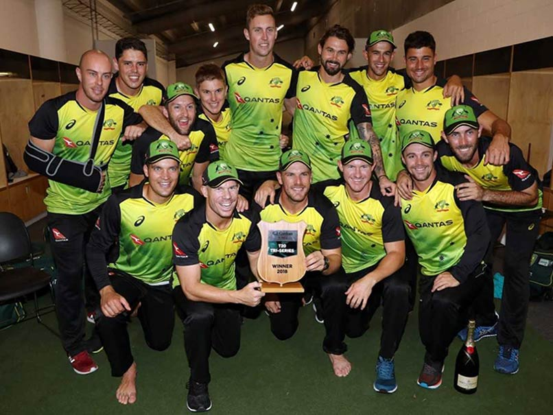 Australia Beat New Zealand By 19 Runs In T20 Final