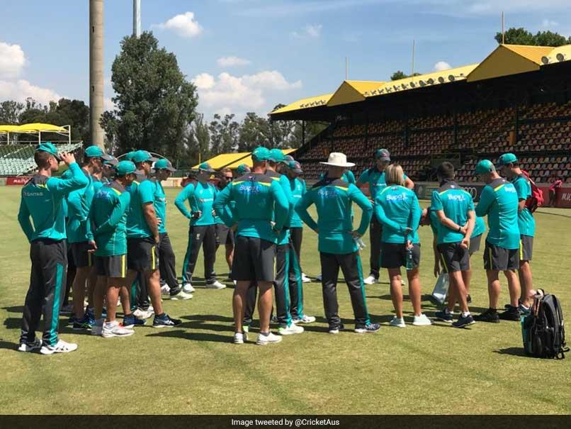 Watch: Australian Cricket Team Develops Ingenious Fielding Drill To Improve Reflexes