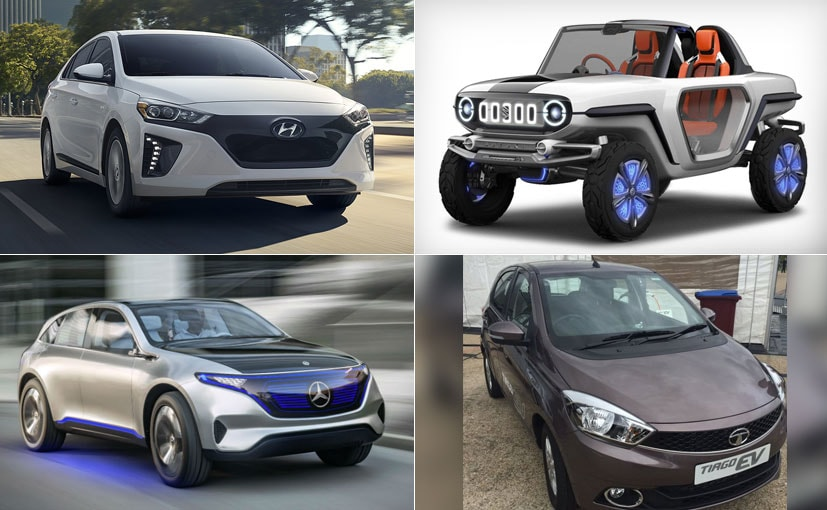 Auto Expo 2018 Top Electric Cars To Watch Out For
