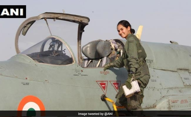 All You Need To Know About Avani Chaturvedi, First Indian Woman Pilot To Fly Fighter Jet MiG-21 Bison