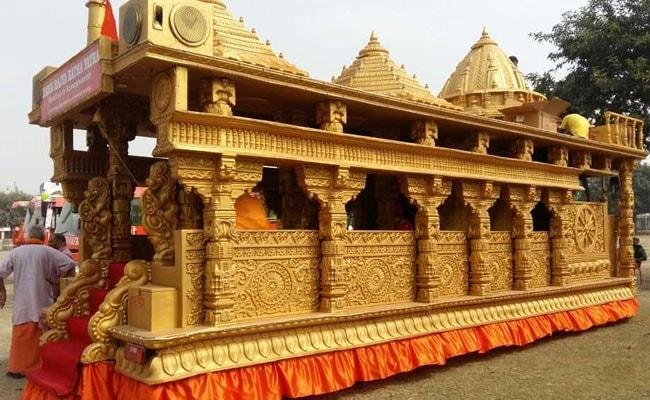 ayodhya rath ndtv