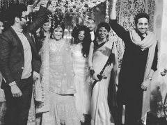 Inside Ayushmann Khurrana's Sister Faiiry's Wedding