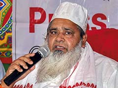 "Army Chief's Statement ""Political And Shocking"" Says Badruddin Ajmal"