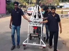 Delhi May Use Robots To Clean Sewers, Septic Tanks