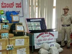 सूखी मछली के नाम पर मादक पदार्थों की तस्करी करने वाला गिरोह गिरफ्तार, 130 किलो गांजा बरामद