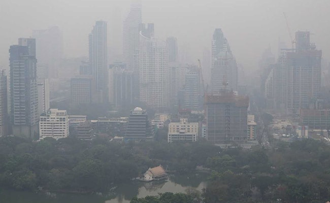 Bangkok Air Pollution Warning, Children Asked To Stay Indoors