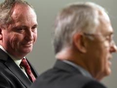 ऑस्ट्रेलिया के उप प्रधानमंत्री ने यौन उत्पीड़न के आरोप के बाद इस्तीफा दिया