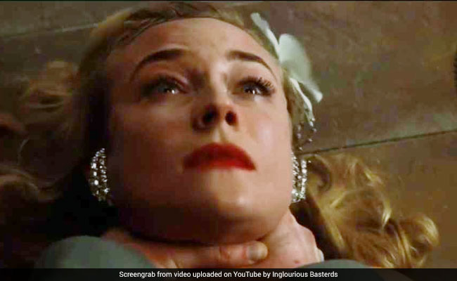 Not Just Uma Thurman - Quentin Tarantino Also Choked This Actress