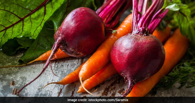 Here's Why You Should Drink Beetroot And Carrot Juice Every Day!