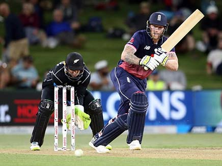 2nd ODI: Ben Stokes Leads England To victory Against New Zealand