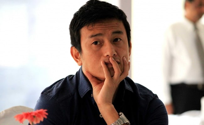 Former Footballer Bhaichung Bhutia Launches Hamro Sikkim Party