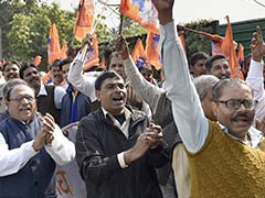 RSS' Labour Wing To Protest Against Disinvestment