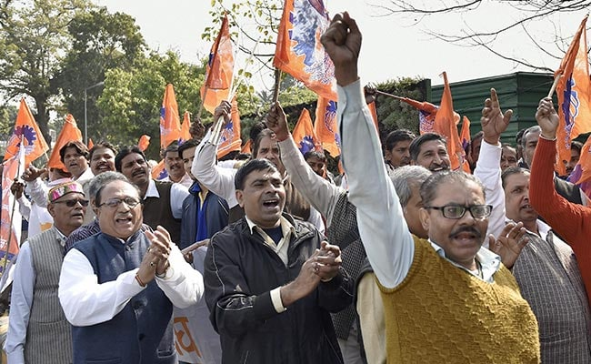 RSS' Labour Wing Bharatiya Mazdoor Sangh To Protest Against Disinvestment