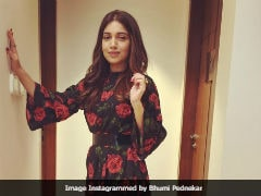 "Bhumi Pednekar On Making It To Forbes' 30 Under 30 list: ""Thank You For This Honour"""