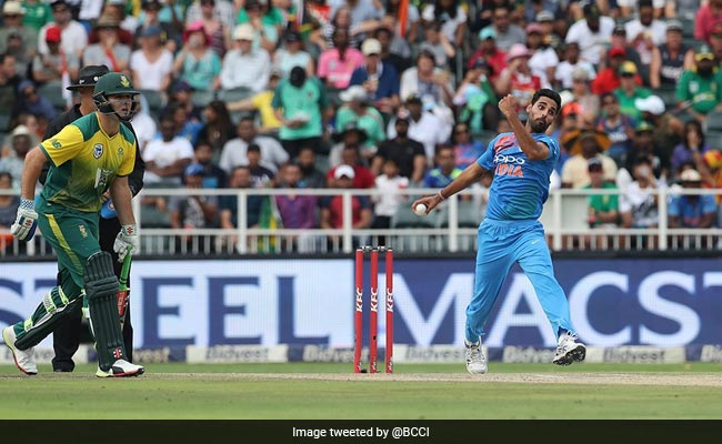 पहले T20 में जीत के बाद भुवनेश्वर कुमार ने बताया टीम इंडिया की सफलता का राज