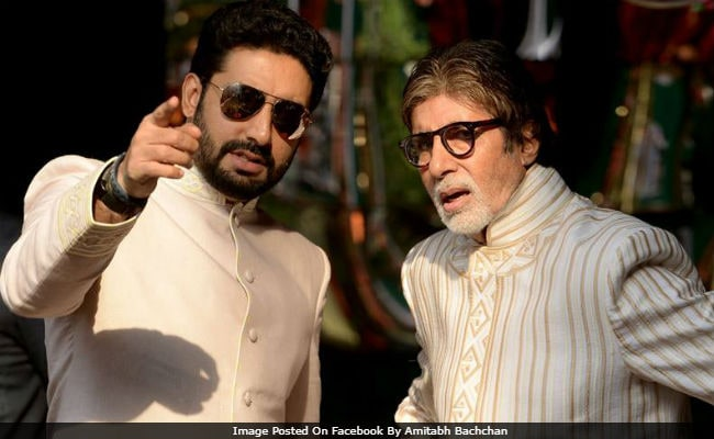 Happy Birthday, Abhishek Bachchan. Dad Amitabh Posts Message From Another Time Zone