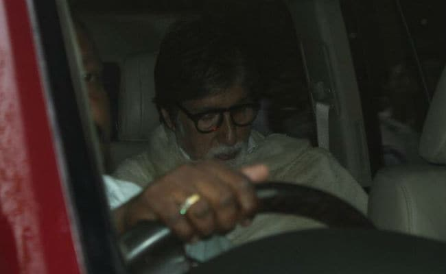 Sridevi Cremated With State Honours. Amitabh Bachchan, Shah Rukh Khan, Katrina Kaif Attend Funeral