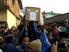 कश्मीर में आतंकी हमले में शहीद बिहार के दो जवानों को श्रद्धांजलि देने नहीं पहुंचा नीतीश का कोई मंत्री या BJP का कोई नेता