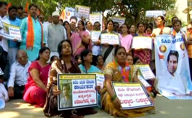 'Siddaramaiah Irresponsible,' Says BS Yeddyurappa Over BJP Worker's Death