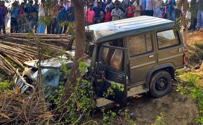 BJP Suspends Bihar Leader Accused Of Running Over 9 Children With His SUV