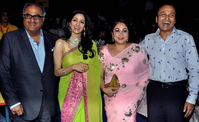 To Bring Sridevi's Body To Mumbai, Anil Ambani Sends Private Jet To Dubai