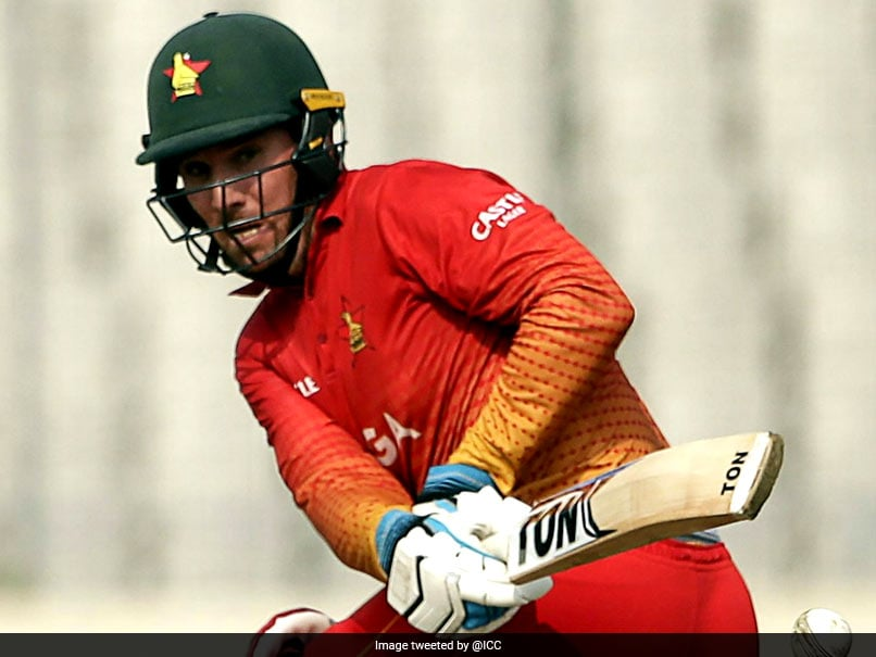 Zimbabwe Thrash Afghanistan In 2nd ODI To Level Series