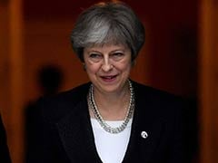 British PM May To Set Out 'Road To Brexit' In Speech