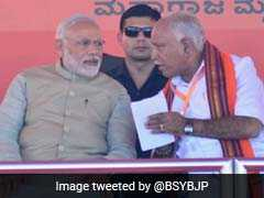 "BJP's Karnataka Hope Yeddyurappa Is 75; Party Says Age Bar ""Unofficial"""