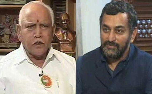 'Anant Hegde Warned Not To Make Communal Remarks': BS Yeddyurappa To NDTV