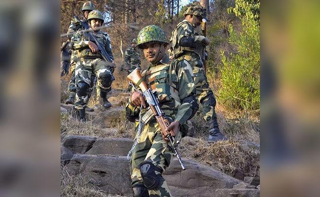 BSF ने अंतरराष्ट्रीय सीमा के पास घुसपैठ की कोशिश नाकाम की