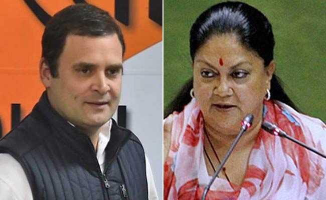 राजस्थान उपचुनाव में 'पद्मावत' का हथकंडा भी काम न आया और कांग्रेस ने बीजेपी से छीन ली तीन सीटें