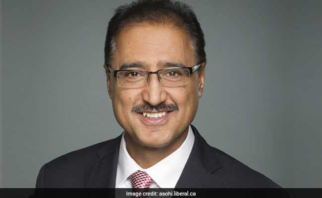 canadas minister of infrastructure amarjeet sohi