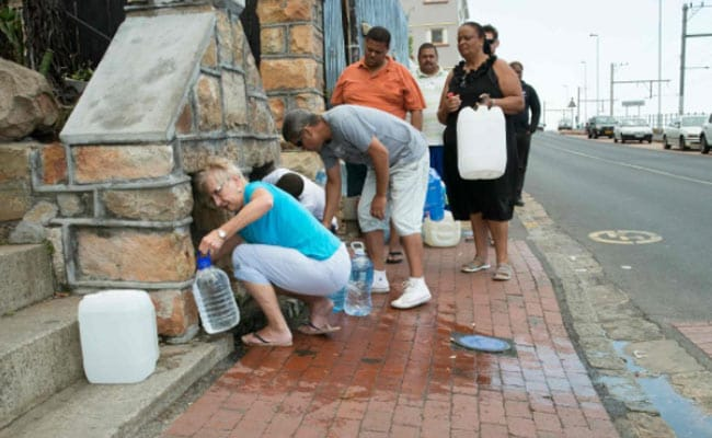 Cape Town Drought Makes People Consider Ice-Bergs As A Solution