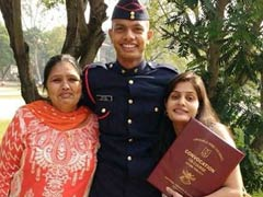 'If I Had Another Son...': Mother Of Army Captain Killed In Pakistan Firing