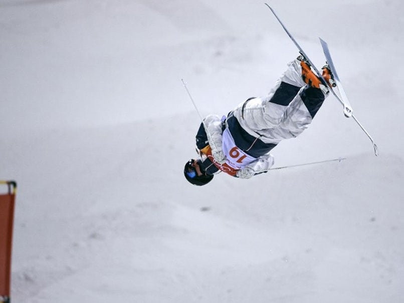 Attempting A Trick For First Time, US Moguls Skier Says,