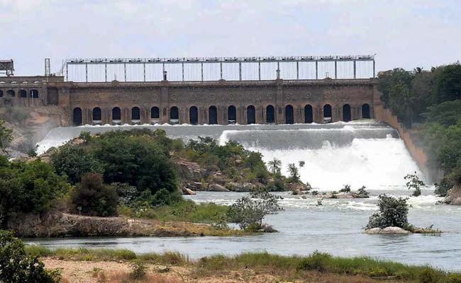 Centre's Cauvery Water Sharing Plan Approved By Supreme Court