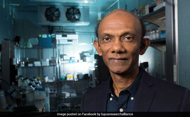 Indian Origin Professor Gets $600000 Grant To Develop Lupus Cure