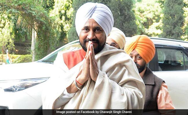 Punjab Minister Charanjit Singh Channi Flips Coin To Make A Decision, Caught On Camera