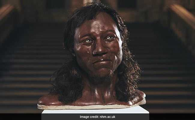 Meet Cheddar Man: First Modern Britons Had Dark Skin And Blue Eyes