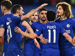 FA Cup: Chelsea Readied For Barcelona Test as Willian Leads Rout of Hull