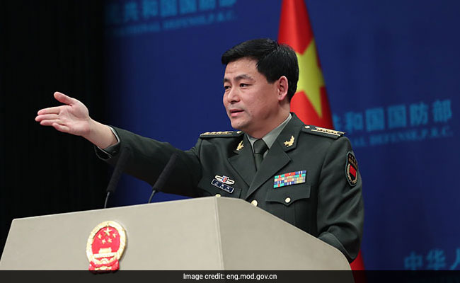 China Slams 'Wild Guesses' In US Nuclear Posture Review