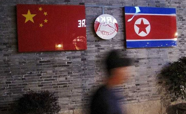 China opposes new U.S. sanctions on N.Korea