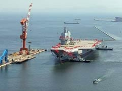 As China's Navy Sails Farther, Nuclear Aircraft Carrier In The Pipeline