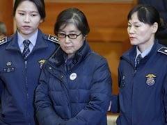 Secret Confidante Choi Soon-sil Of South Korea's President Park Geun-hye Jailed For 20 Years Over Scandal