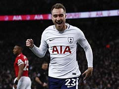 Premier League: Christian Eriksen Stuns Manchester United As Chelsea Crash To Bournemouth